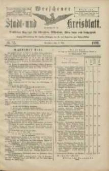 Wreschener Stadt und Kreisblatt: amtlicher Anzeiger für Wreschen, Miloslaw, Strzalkowo und Umgegend 1906.05.12 Nr55