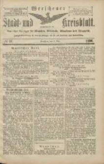 Wreschener Stadt und Kreisblatt: amtlicher Anzeiger für Wreschen, Miloslaw, Strzalkowo und Umgegend 1906.05.15 Nr56