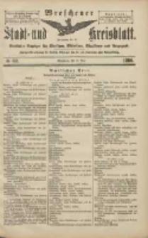 Wreschener Stadt und Kreisblatt: amtlicher Anzeiger für Wreschen, Miloslaw, Strzalkowo und Umgegend 1906.05.24 Nr60