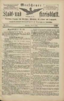Wreschener Stadt und Kreisblatt: amtlicher Anzeiger für Wreschen, Miloslaw, Strzalkowo und Umgegend 1906.06.14 Nr68