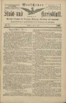 Wreschener Stadt und Kreisblatt: amtlicher Anzeiger für Wreschen, Miloslaw, Strzalkowo und Umgegend 1906.06.30 Nr75