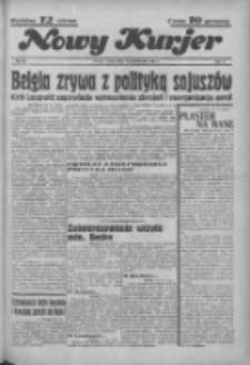 """Nowy Kurjer: dawniej """"Postęp"""" 1936.10.16 R.47 Nr241"""