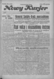 """Nowy Kurjer: dawniej """"Postęp"""" 1936.10.21 R.47 Nr245"""