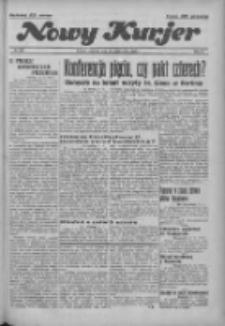 """Nowy Kurjer: dawniej """"Postęp"""" 1936.10.22 R.47 Nr246"""