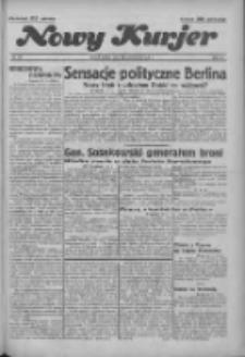 """Nowy Kurjer: dawniej """"Postęp"""" 1936.10.23 R.47 Nr247"""