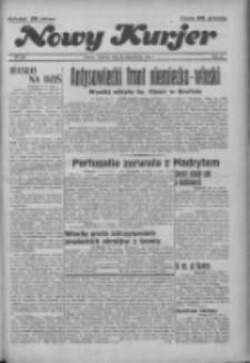 """Nowy Kurjer: dawniej """"Postęp"""" 1936.10.25 R.47 Nr249"""