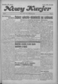 """Nowy Kurjer: dawniej """"Postęp"""" 1936.10.27 R.47 Nr250"""