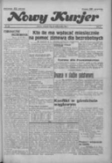 """Nowy Kurjer: dawniej """"Postęp"""" 1936.10.29 R.47 Nr252"""