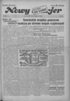 """Nowy Kurjer: dawniej """"Postęp"""" 1936.10.31 R.47 Nr254"""