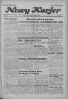 """Nowy Kurjer: dawniej """"Postęp"""" 1936.11.01 R.47 Nr255"""