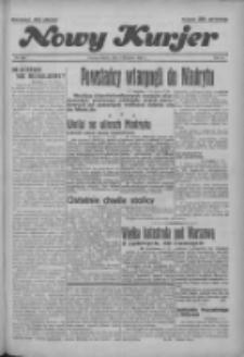 """Nowy Kurjer: dawniej """"Postęp"""" 1936.11.07 R.47 Nr260"""
