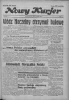 """Nowy Kurjer: dawniej """"Postęp"""" 1936.11.12 R.47 Nr264"""