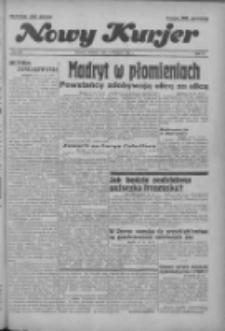 """Nowy Kurjer: dawniej """"Postęp"""" 1936.11.19 R.47 Nr270"""