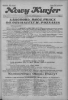 """Nowy Kurjer: dawniej """"Postęp"""" 1936.11.20 R.47 Nr271"""