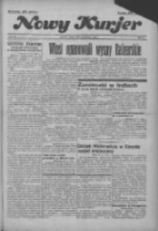 """Nowy Kurjer: dawniej """"Postęp"""" 1936.11.28 R.47 Nr278"""