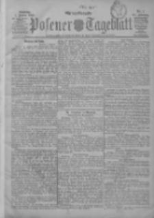 Posener Tageblatt 1906.01.02 Jg.45 Nr1