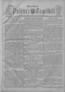 Posener Tageblatt 1906.01.05 Jg.45 Nr7