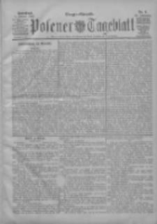 Posener Tageblatt 1906.01.06 Jg.45 Nr8
