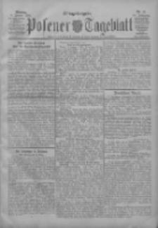 Posener Tageblatt 1906.01.08 Jg.45 Nr11