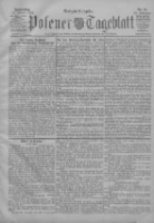 Posener Tageblatt 1906.01.11 Jg.45 Nr16
