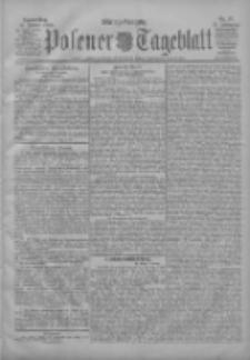 Posener Tageblatt 1906.01.11 Jg.45 Nr17