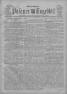 Posener Tageblatt 1906.01.13 Jg.45 Nr21