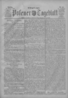 Posener Tageblatt 1906.01.16 Jg.45 Nr25