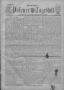 Posener Tageblatt 1906.01.18 Jg.45 Nr28