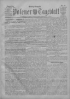 Posener Tageblatt 1906.01.18 Jg.45 Nr29