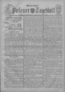 Posener Tageblatt 1906.01.21 Jg.45 Nr34