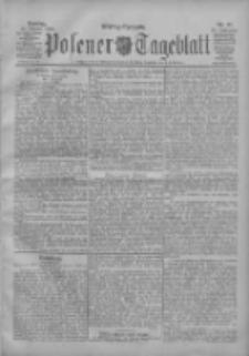 Posener Tageblatt 1906.01.23 Jg.45 Nr37