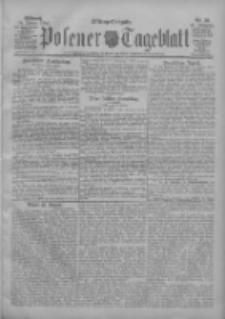 Posener Tageblatt 1906.01.24 Jg.45 Nr39