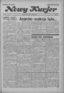 """Nowy Kurjer: dawniej """"Postęp"""" 1936.12.01 R.47 Nr280"""