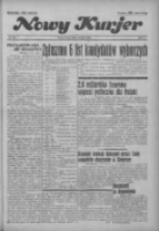 """Nowy Kurjer: dawniej """"Postęp"""" 1936.12.02 R.47 Nr281"""
