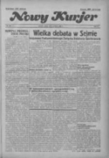 """Nowy Kurjer: dawniej """"Postęp"""" 1936.12.04 R.47 Nr283"""