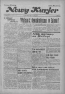 """Nowy Kurjer: dawniej """"Postęp"""" 1936.12. 05R.47 Nr284"""