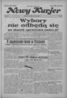 """Nowy Kurjer: dawniej """"Postęp"""" 1936.12.11 R.47 Nr288"""