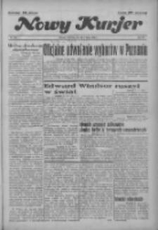 """Nowy Kurjer: dawniej """"Postęp"""" 1936.12.13 R.47 Nr290"""