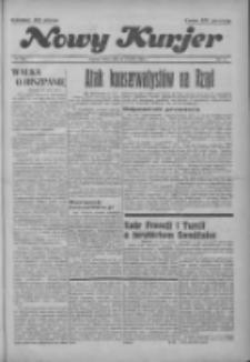 """Nowy Kurjer: dawniej """"Postęp"""" 1936.12.16 R.47 Nr292"""