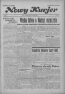 """Nowy Kurjer: dawniej """"Postęp"""" 1936.12.17 R.47 Nr293"""