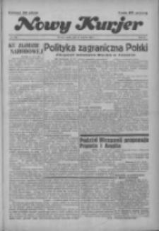 """Nowy Kurjer: dawniej """"Postęp"""" 1936.12.19 R.47 Nr295"""
