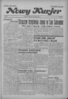 """Nowy Kurjer: dawniej """"Postęp"""" 1936.12.22 R.47 Nr297"""