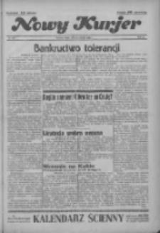 """Nowy Kurjer: dawniej """"Postęp"""" 1936.12.23 R.47 Nr298"""