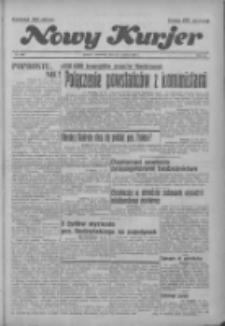 """Nowy Kurjer: dawniej """"Postęp"""" 1936.12.24 R.47 Nr299"""