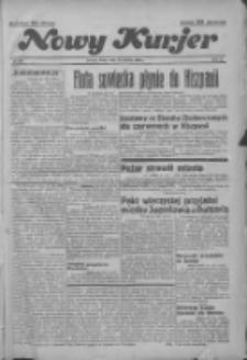 """Nowy Kurjer: dawniej """"Postęp"""" 1936.12.30 R.47 Nr302"""