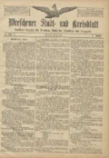 Wreschener Stadt und Kreisblatt: amtlicher Anzeiger für Wreschen, Miloslaw, Strzalkowo und Umgegend 1906.07.12 Nr80
