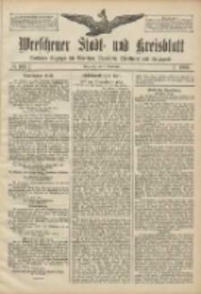 Wreschener Stadt und Kreisblatt: amtlicher Anzeiger für Wreschen, Miloslaw, Strzalkowo und Umgegend 1906.09.04 Nr103