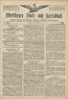 Wreschener Stadt und Kreisblatt: amtlicher Anzeiger für Wreschen, Miloslaw, Strzalkowo und Umgegend 1906.09.06 Nr104