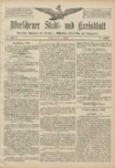 Wreschener Stadt und Kreisblatt: amtlicher Anzeiger für Wreschen, Miloslaw, Strzalkowo und Umgegend 1906.10.13 Nr120