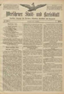 Wreschener Stadt und Kreisblatt: amtlicher Anzeiger für Wreschen, Miloslaw, Strzalkowo und Umgegend 1906.11.06 Nr130